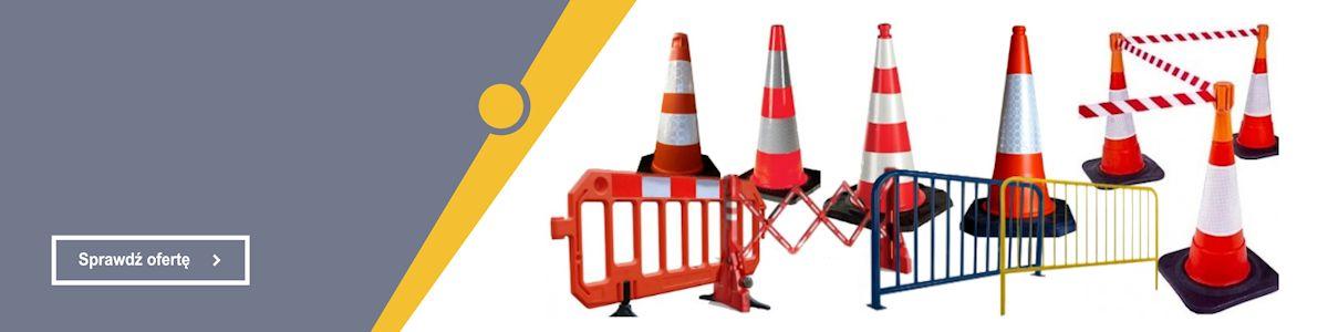 Pełna oferta w dziale Pachołki i bariery drogowe